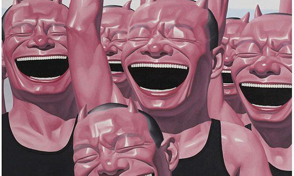 岳敏君2013年拍卖最高成交价作品