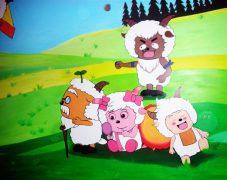 儿童房——喜羊羊
