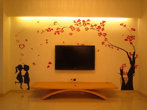 电视背景墙-2