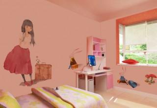 梦幻般的儿童房