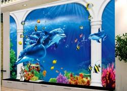 3D 海底世界手绘