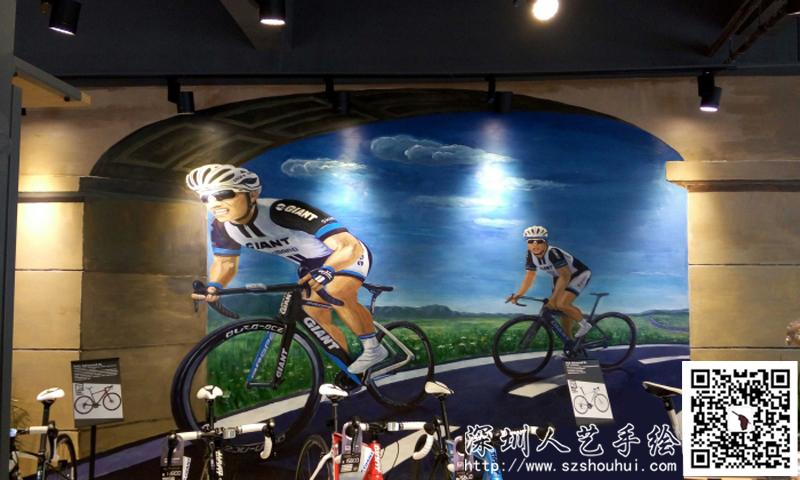 手绘壁画115433vpoq5cijq5kq3k63