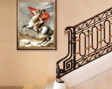 拿破仑原版–书房装饰画