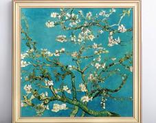 梵高杏花原版–客厅装饰画