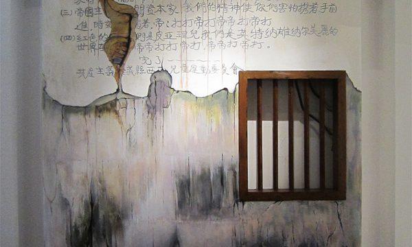 博物馆、纪念馆、展馆墙绘、壁画