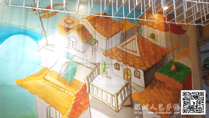 奶茶店手绘 (5)