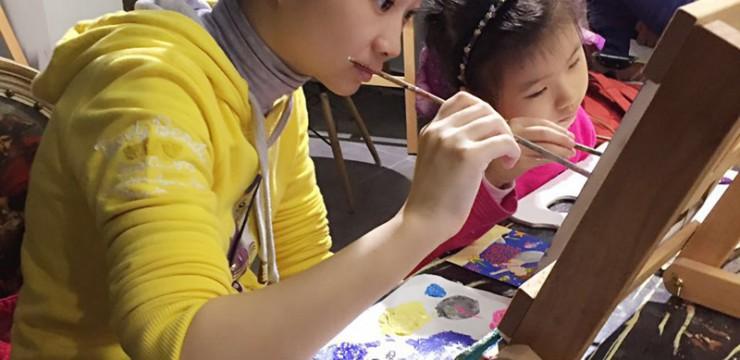 怎样正确引导孩子画画