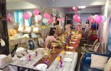 人艺油画体验馆生日聚会–闺蜜生日聚会–产品分享会